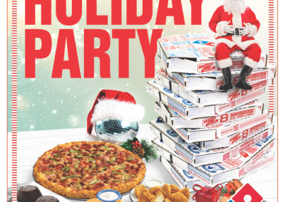 Deliver a Holiday Party