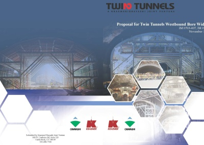 Twin Tunnels Engineering Proposal