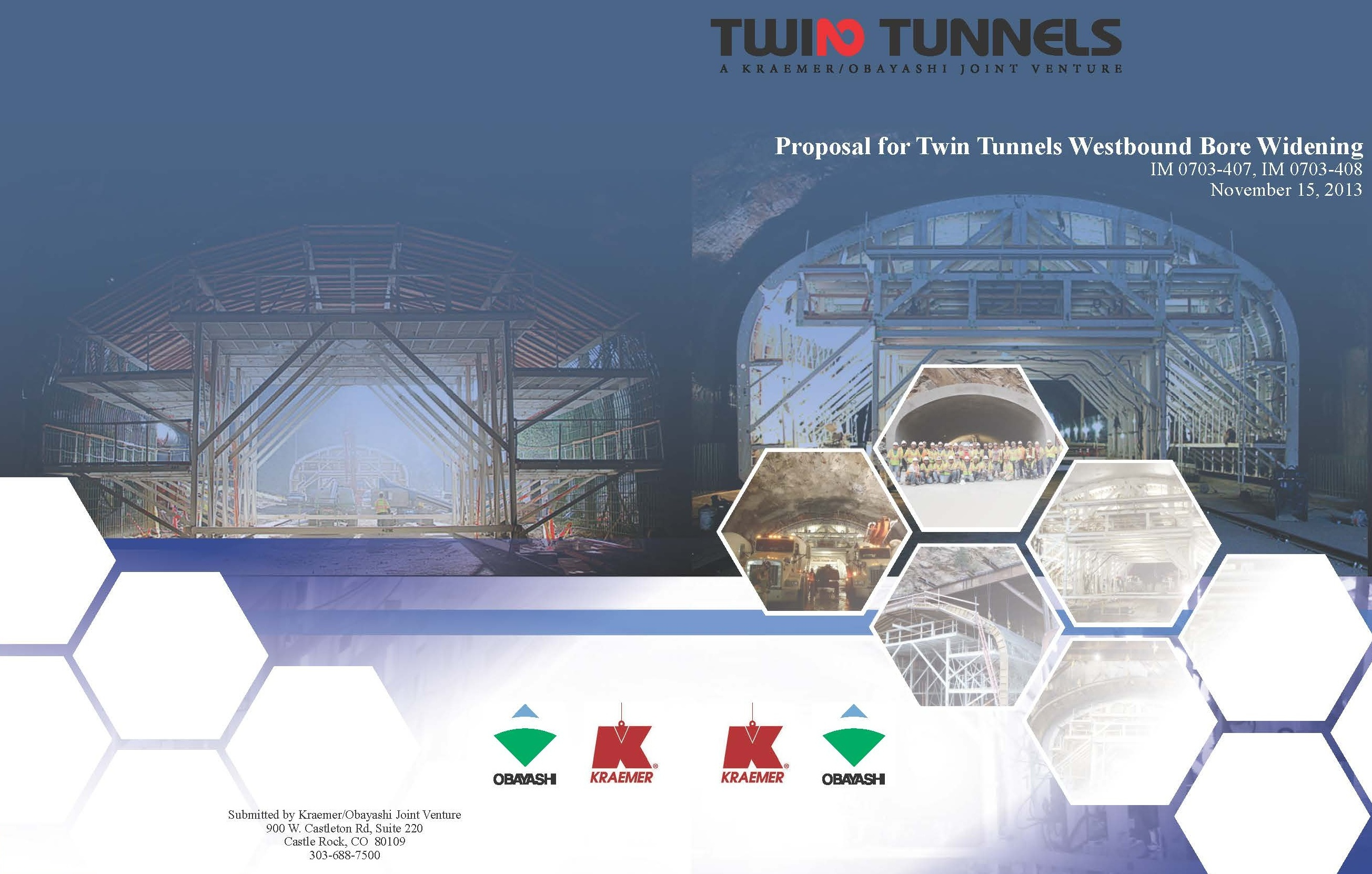 Twin Tunnels Engineering Proposal