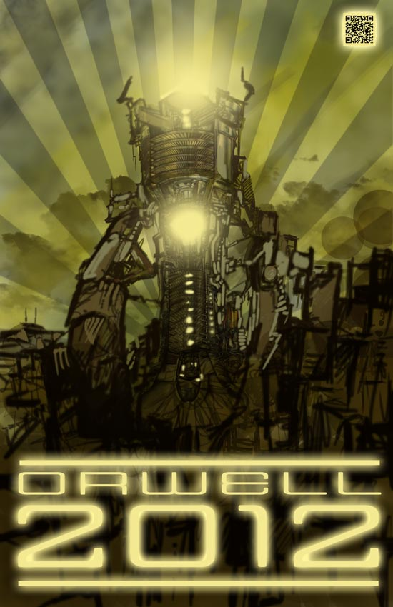 Vote Orwell 2012