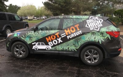 Drive High Get a DUI Car Wraps